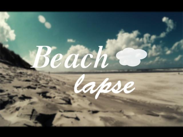 Beach Timelapse