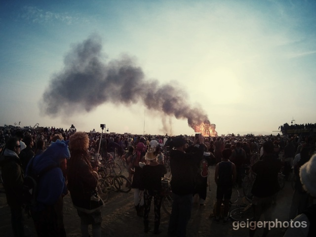 Embrace Burning Man