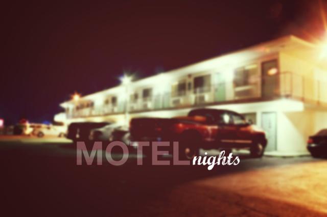 Reno Motel Night
