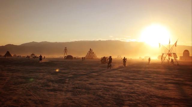 Burning Man Video 01