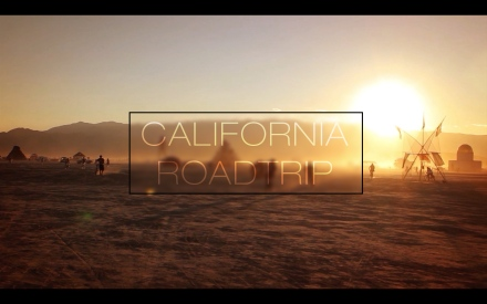 california roadtrip